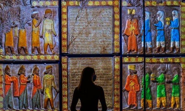 جلوه پنج هزار سال شکوه ایرانی در لندن
